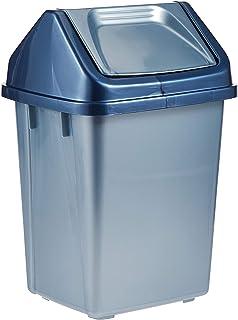 Lionstar Trash Bin, Assorted colors, 21.5 x 18.2 x 31.3 cm
