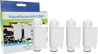 AquaHouse 4X AH-CBIP Compatible pour Saeco CA6702/00 CA6706/48 Cartouche de Filtre à Eau pour Philips, Lavazza, Gaggia Mac...