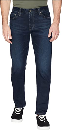 AG Adriano Goldschmied Everett Slim Straight Leg Denim in Shadow Mountain