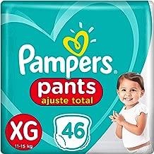 Fralda Pants Ajuste Total XG 46 unidades, Pampers