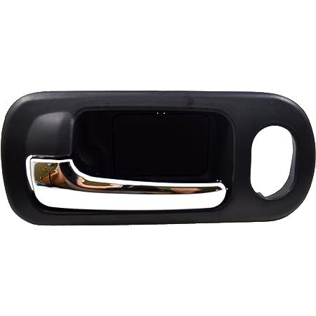 Dorman 83408 Front Driver Side Interior Door Handle for Select Honda Models Black