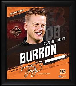 Joe Burrow Cincinnati Bengals Framed 15