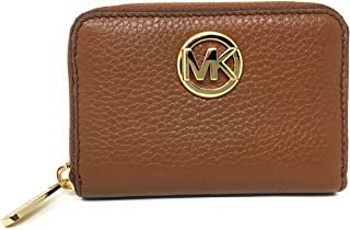 Michael Kors Fulton Zip Around Coin Case