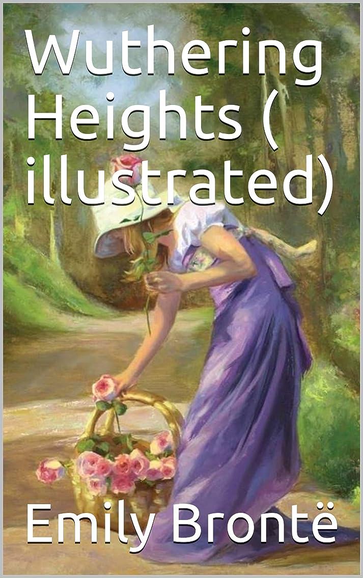 出力自分を引き上げる雲Wuthering Heights ( illustrated) (English Edition)
