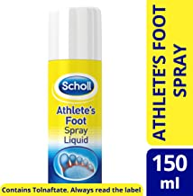 Scholl Athletes Foot Spray, 150ml