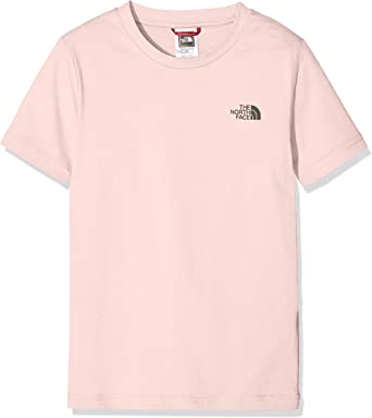 The North Face YS/S Simple Dome T Camiseta Simple Dome Unisex niños