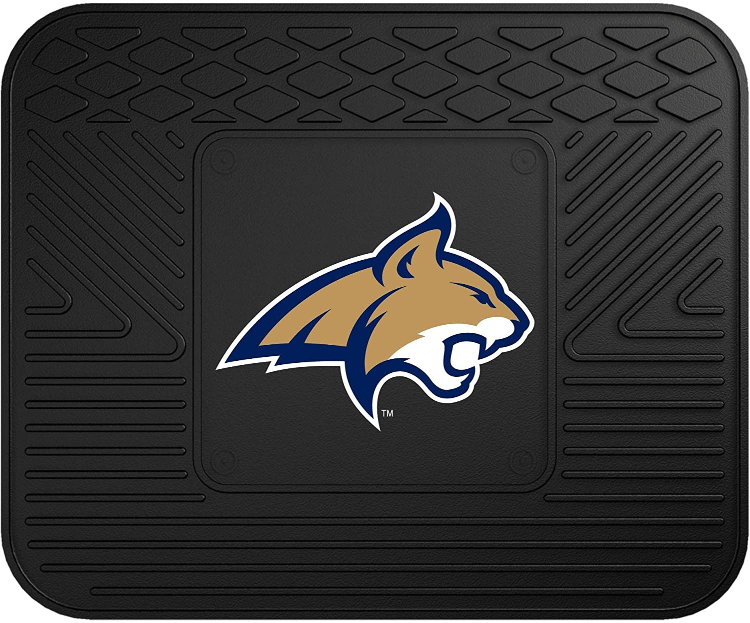 Fanmats 12614 COL  14 in. x17 in.  Montana State University Utility Mat