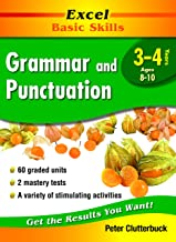 Excel Basic Skills Workbook: Grammar and Punctuation Years 3-4