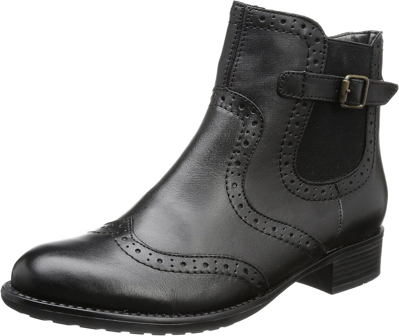 Remonte Women's Half Boots Muscat Leder Uniform Dress shoes