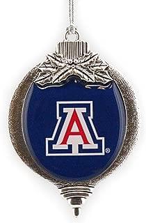 MadSportsStuff University of Arizona Wildcats Christmas Ornament