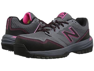 New Balance 589v1 (Gray/Pink) Women