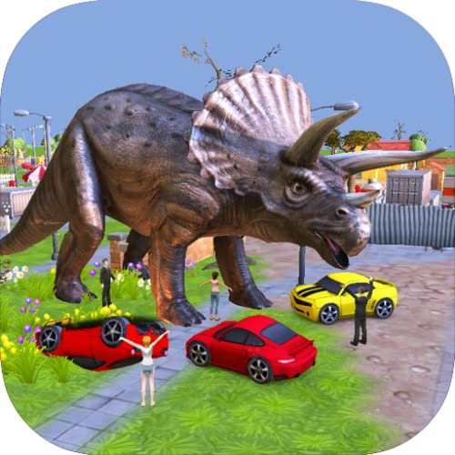 Triceratops 3D Dinosaur Simulator
