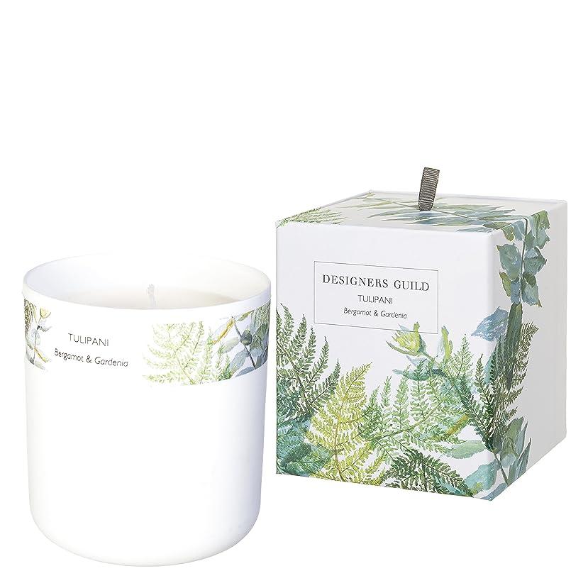 湿地意気揚々シャーロックホームズDESIGNERS GUILD キャンドル TULIPANI - Bergamot & Gardenia