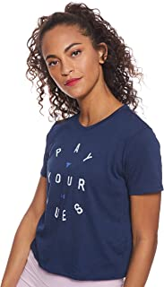 Under Armour Women's The Rock Dues Graphic T-Shirt