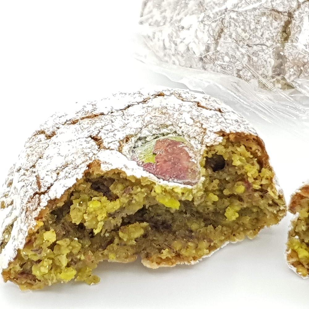 Paste di pistacchio di sicilia, l`apoteosi del pistacchio!700 gr,confezionate una per una