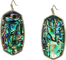Gold/Abalone Shell