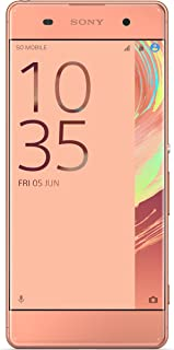 Sony Xperia XA F3113 16GB GSM Android v6.0 Phone - Rose Gold