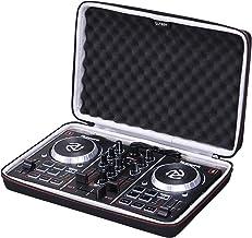 LTGEM EVA Hard Case for Numark Party Mix | Starter DJ Controller - کیسه ذخیره سازی حمل حراجی سفر