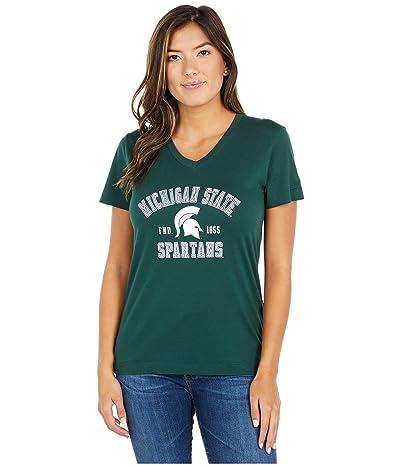 Champion College Michigan State Spartans University 2.0 V-Neck T-Shirt