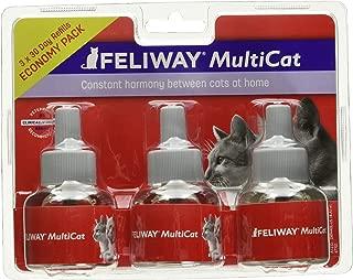 Feliway Animal Health Multicat Feliway Refill (3 Pack)