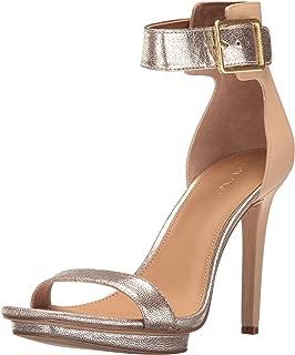 Calvin Klein Women's Vable Heeled Sandal