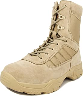 Best mens boots with zipper Reviews