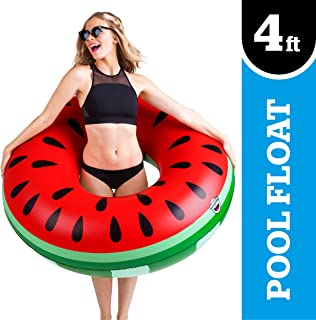 BigMouth Toys Inc Giant Watermelon Pool Float