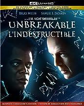 UNBREAKABLE [Blu-ray] (Bilingual)