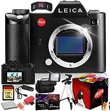 Leica SL (Typ 601) Mirrorless Digital Camera Ultimate Photography Bundle