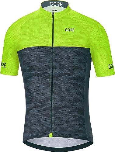 Gore FonctionneHommest Wear C3 Cameleon Maillot Homme, Dynamic Cyan Ciel bleu, FR   2XL (Taille Fabricant   XXL)