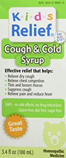 Kids 0-9 Cough+Cold 100 Milliliters