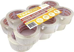 Best clear carton sealing tape Reviews