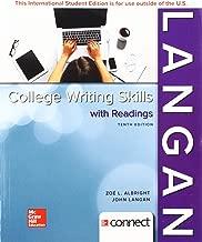 college writing skills langan