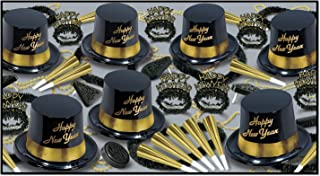 Gold Legacy Asst for 25 Party Accessory (1 count)