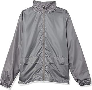 Clique Men's Moss Windbreaker Jacket, Pistol, 5X-Large