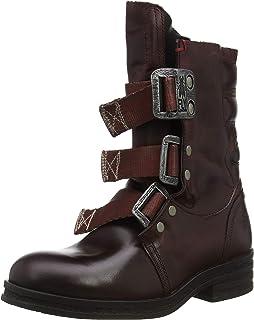 Procesando Cereza Administración  Amazon.es: Morado - Botas / Zapatos para mujer: Zapatos y complementos