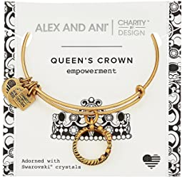 Charity by Design Queen's Crown Bangle