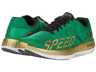 SKECHERS Go Run Razor 3 Boston 2020 (Green) Shoes