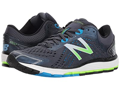 New Balance 1260 V7 (Thunder/Black) Men