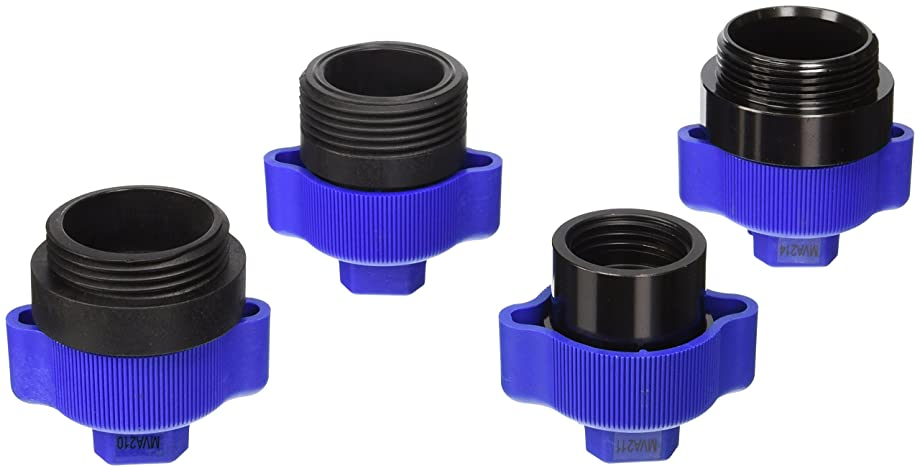 Mityvac MVA4650 Extended Cooling System Cap Adapter Kit