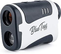 Blue Tees Golf Series 1 Sport Slope Laser Rangefinder for Golf 650 Yards Range - اندازه گیری شیب ، فناوری قفل پرچم با لرزش نبض ، بزرگنمایی 6X