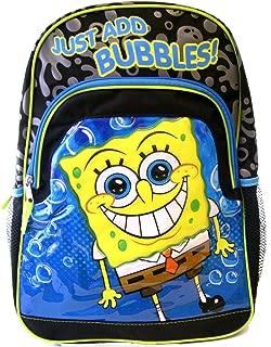 spongebob squarepants bookbag