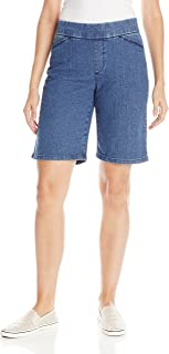 Women's Relaxed Fit Flat Bermuda Short