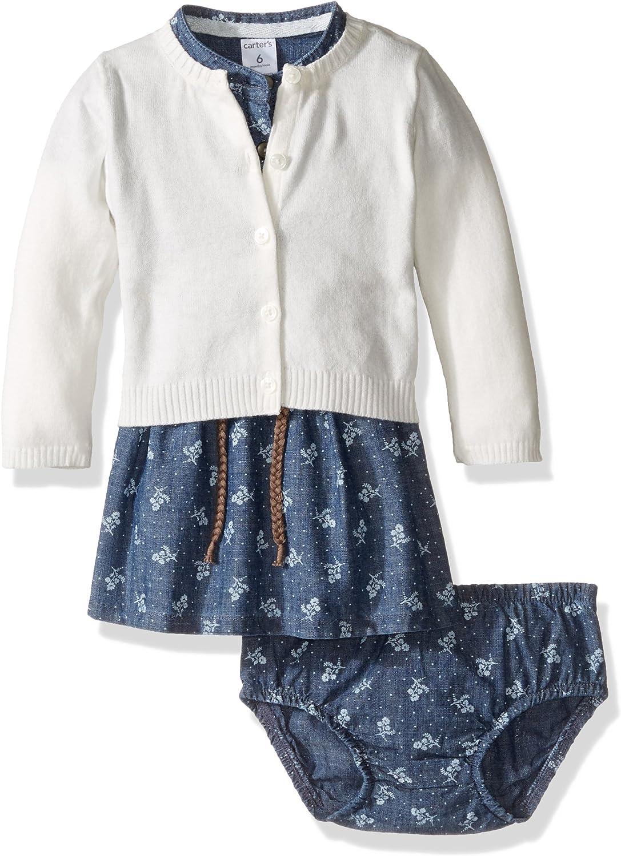 Carter's Baby Girls' Sets Dress Luxury 5% OFF