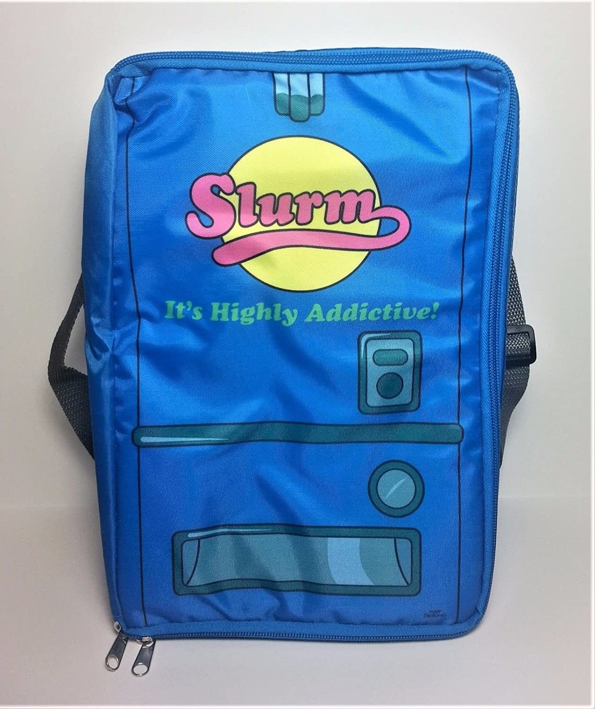 Slurm Insulated Cooler Bag (Loot Crate DX) Lunch Bag Bag Cooler Soda - Exclusive Futurama -