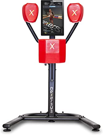 Nexersys N3 Elite Trainer: Interactive Fitness, Boxing, and MMA Home Gym System for The Ultimate Workout | Get Shredded with Cardio and High Intensity Interval Training