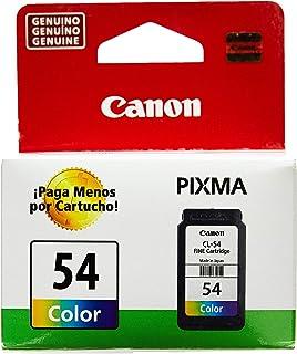 Cartucho de Tinta CL-54, Canon, Multicor