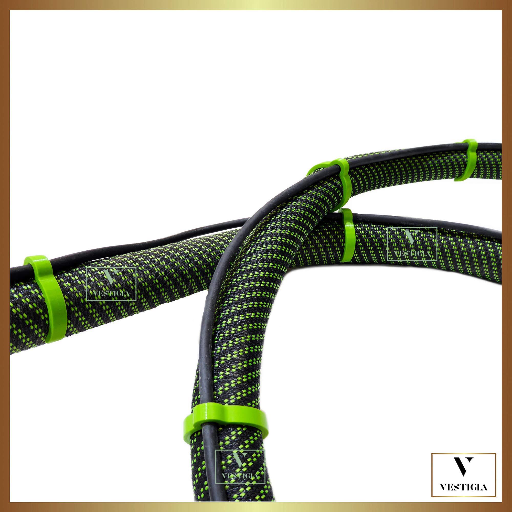 Vestigia® - Festool CT CTL Mini/Midi Makita Bosch - Pinzas Para Manguera Extractora De Polvo D27 D36, Succión Antiestática (D36-38/43mm, Verde): Amazon.es: Bricolaje y herramientas