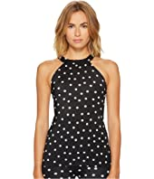 Kate Spade New York x Beyond Yoga - Madison Bow Tank Top