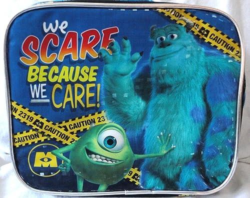 nuevo listado 1 X Disney Pixar Pixar Pixar Monsters Inc. Insulated Lunch Bag by Monsters University  producto de calidad
